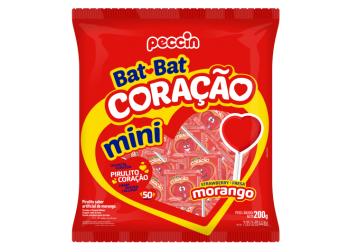 BOB BAT BAT MINI MORANGO