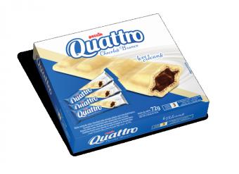 SM Quattro Clocolate Branco